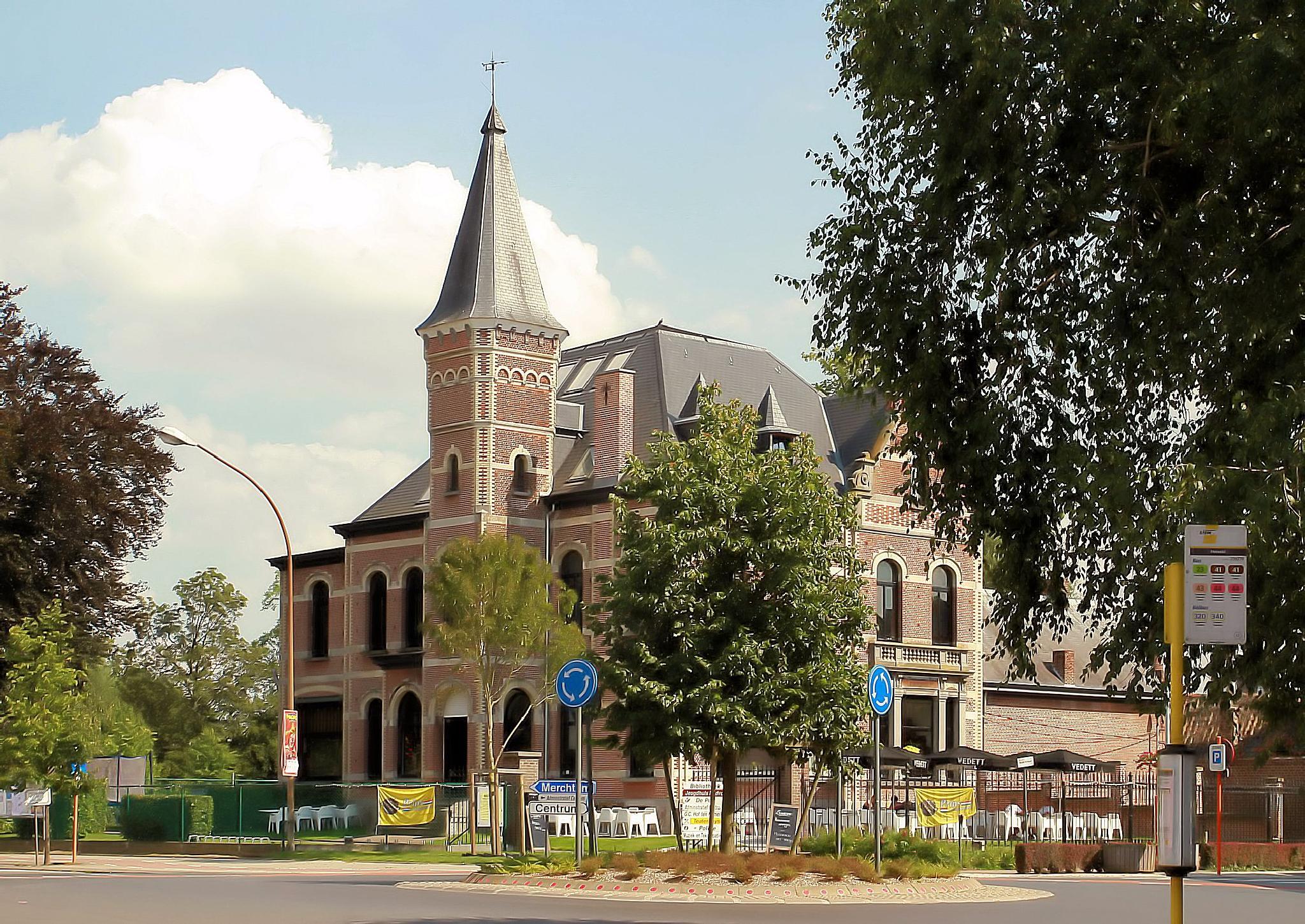 Wynants castle, Opwijk - Belgium by JPVD fotografie