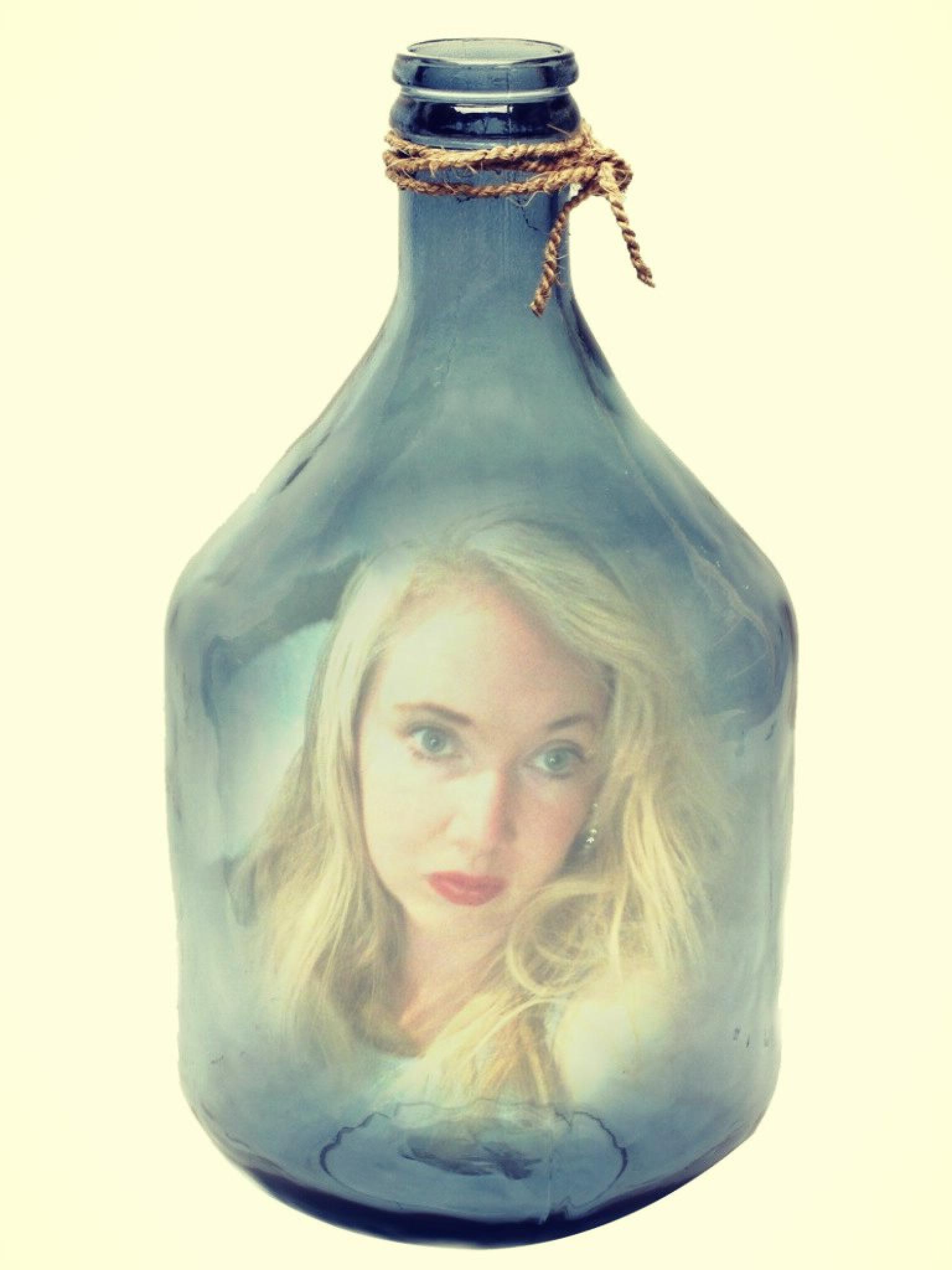 Genie In A Bottle by Jen Sulser