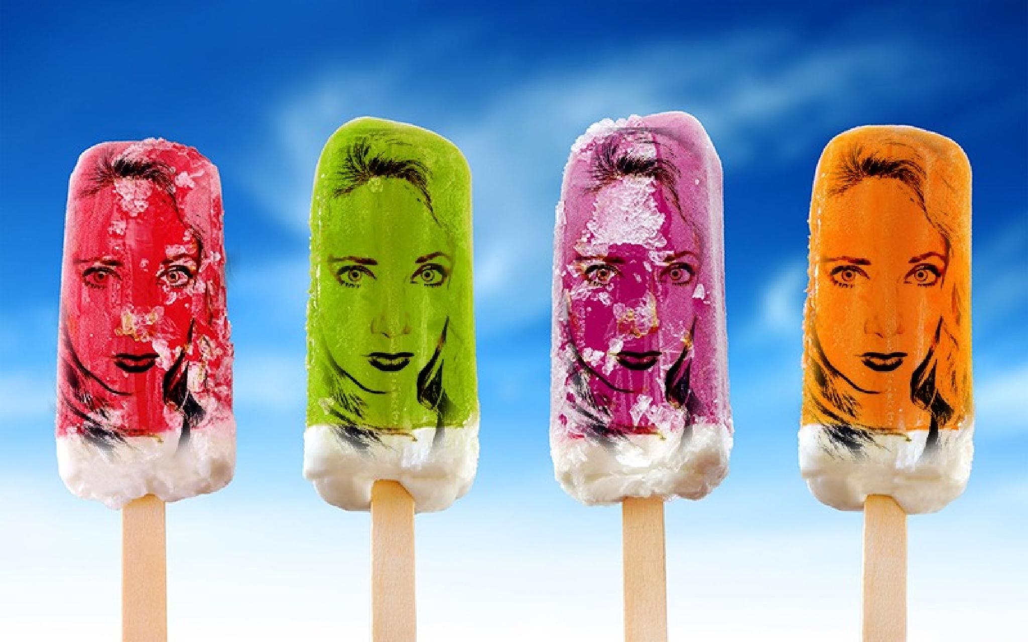 Ice Cold Popcylces by Jen Sulser