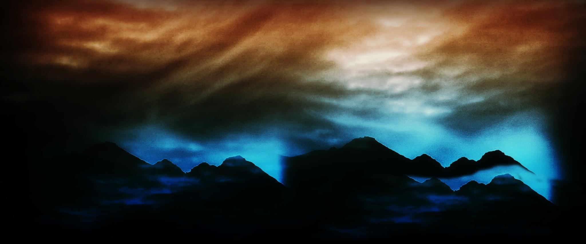 Spirit Mountain by Jen Sulser