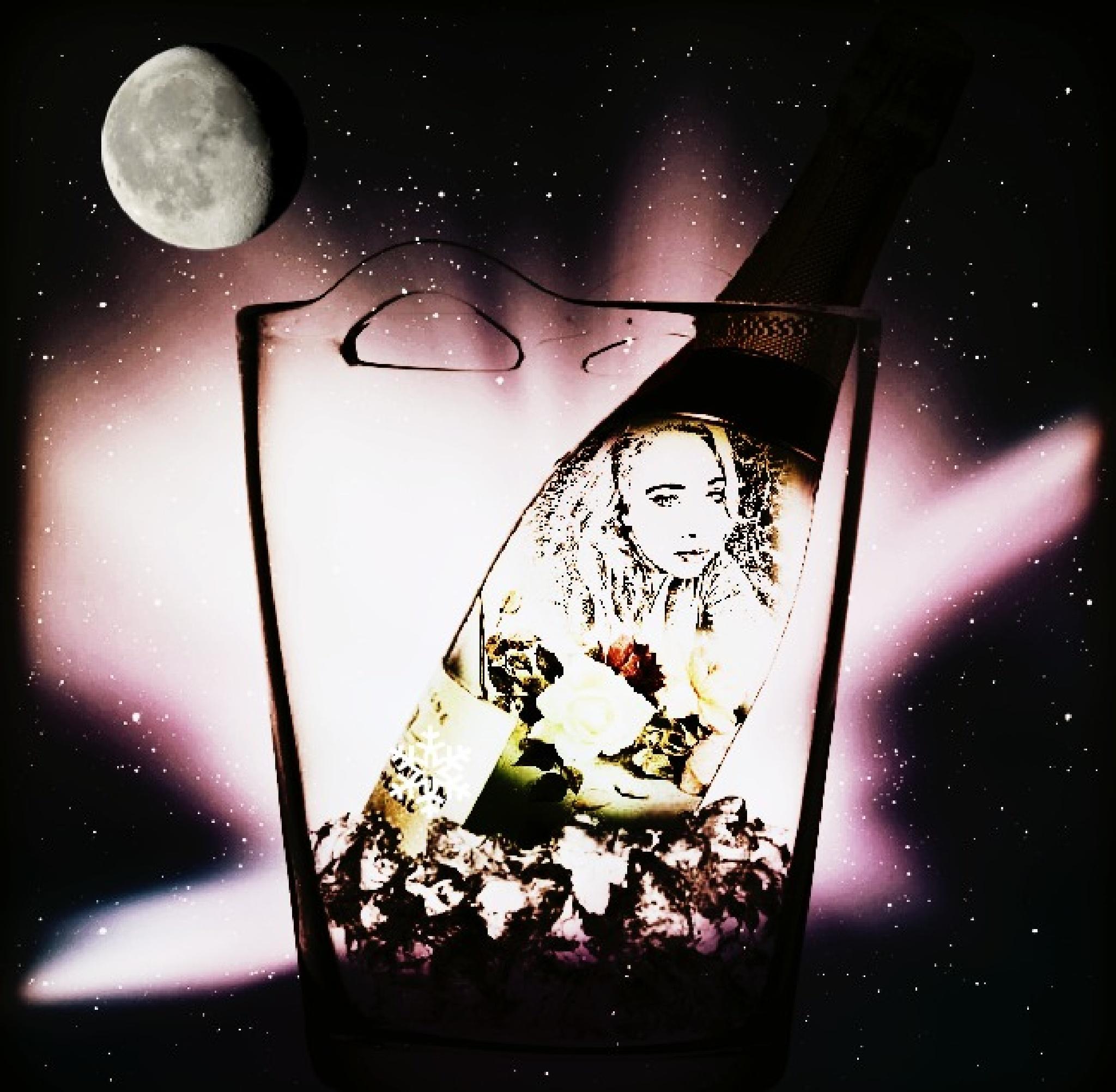 Champagne On Ice by Jen Sulser