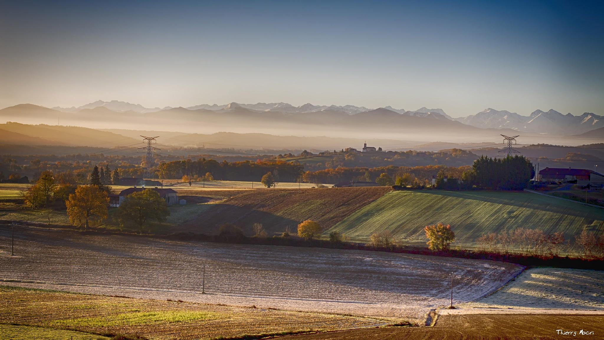 Le matin c'est bien. by MacRain