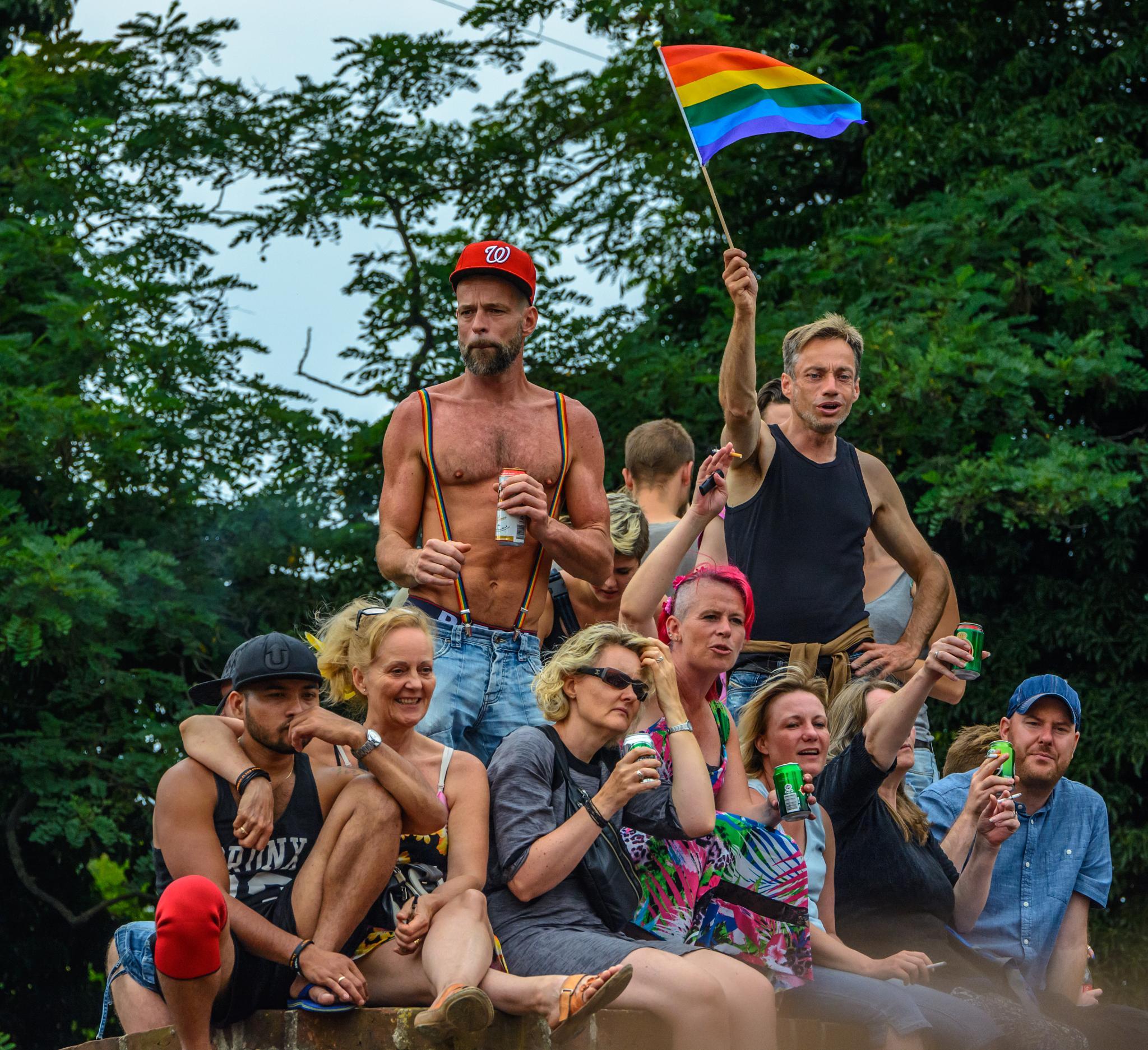 CopenhagenPride 2015 by Franke Gormadoc