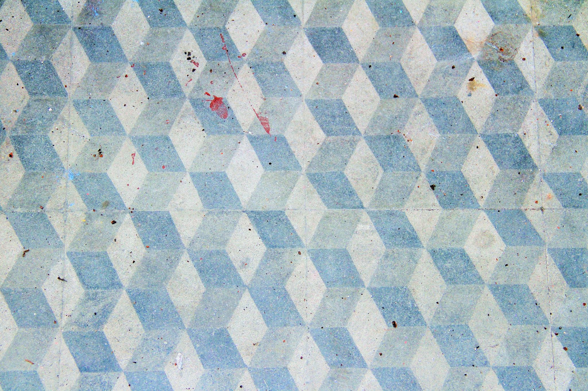 Floor Tiles by silviosteinhaus
