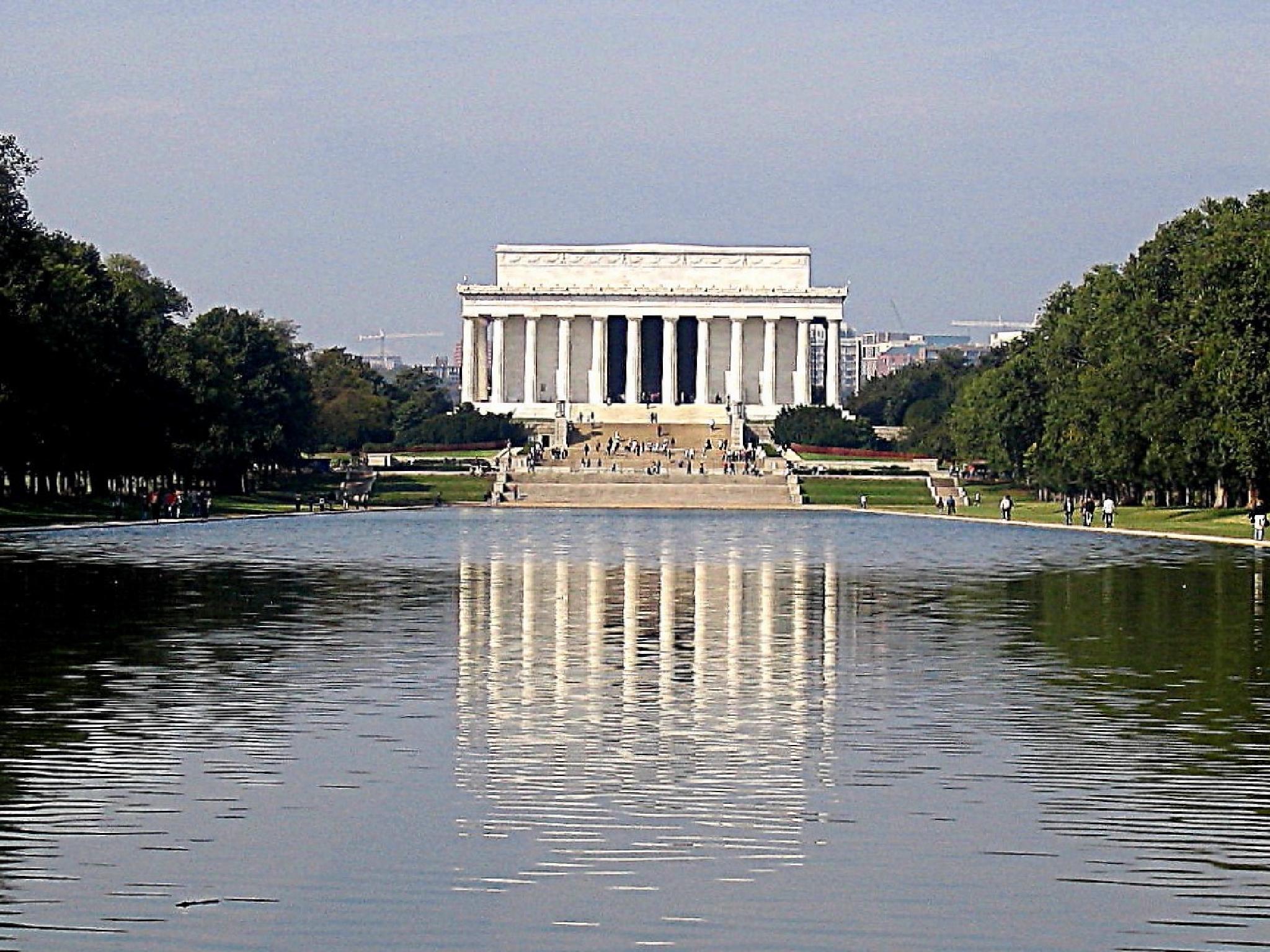 Lincoln Memorial by silviosteinhaus