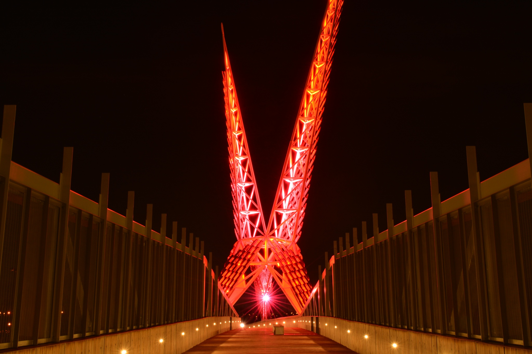 Highway Arch..okc by roughneck1-9