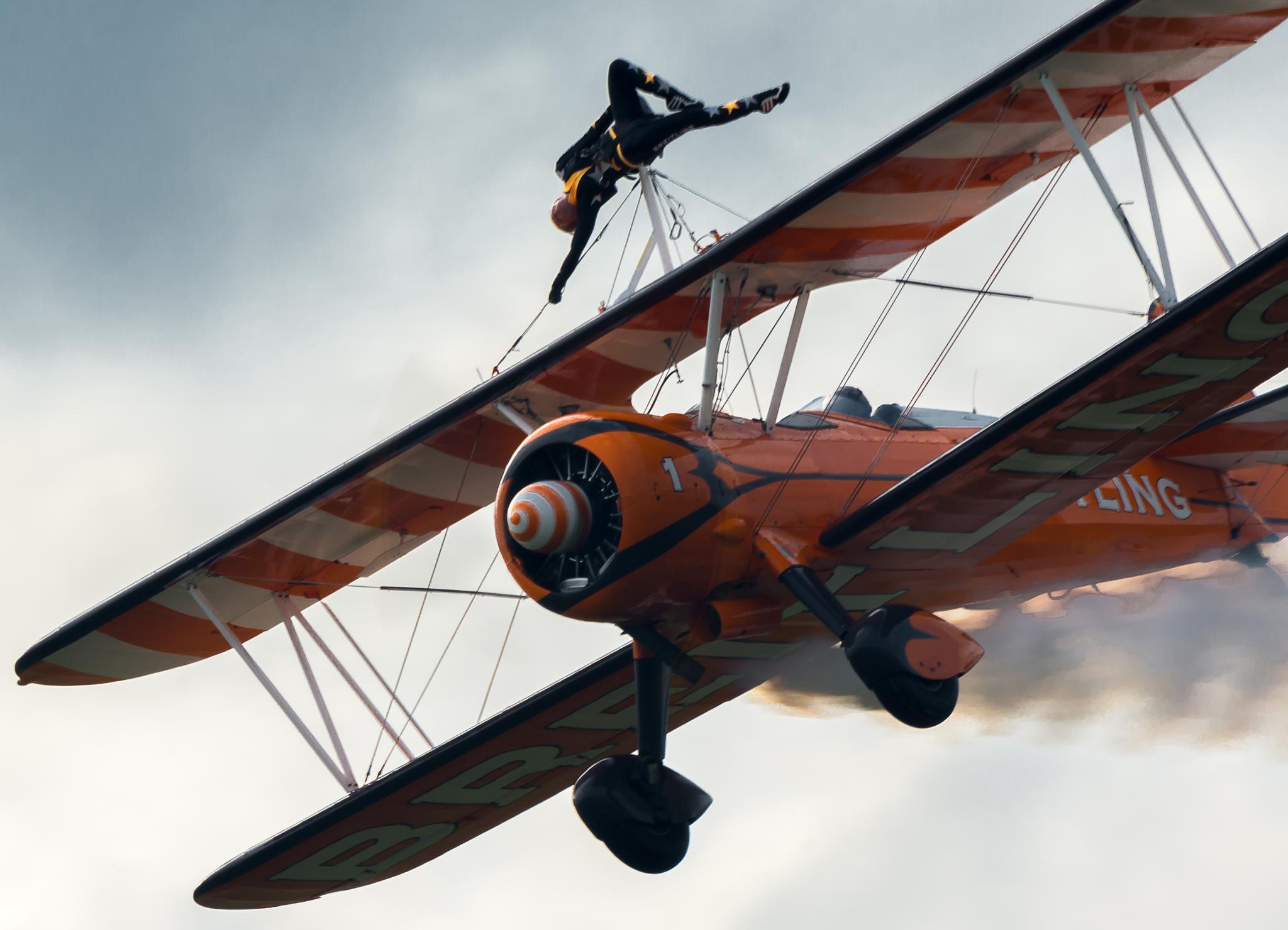 Breitling skywalkers by philippe.lantiez