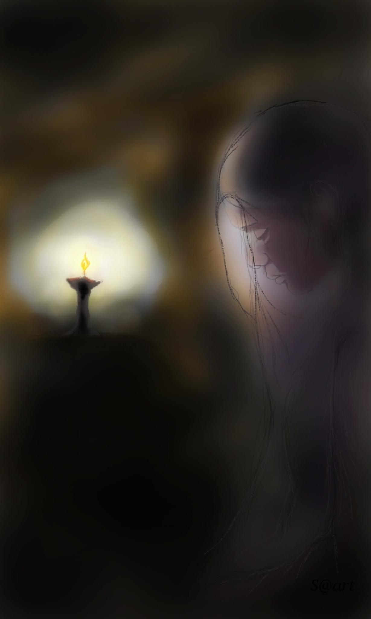 Pray by souralipi