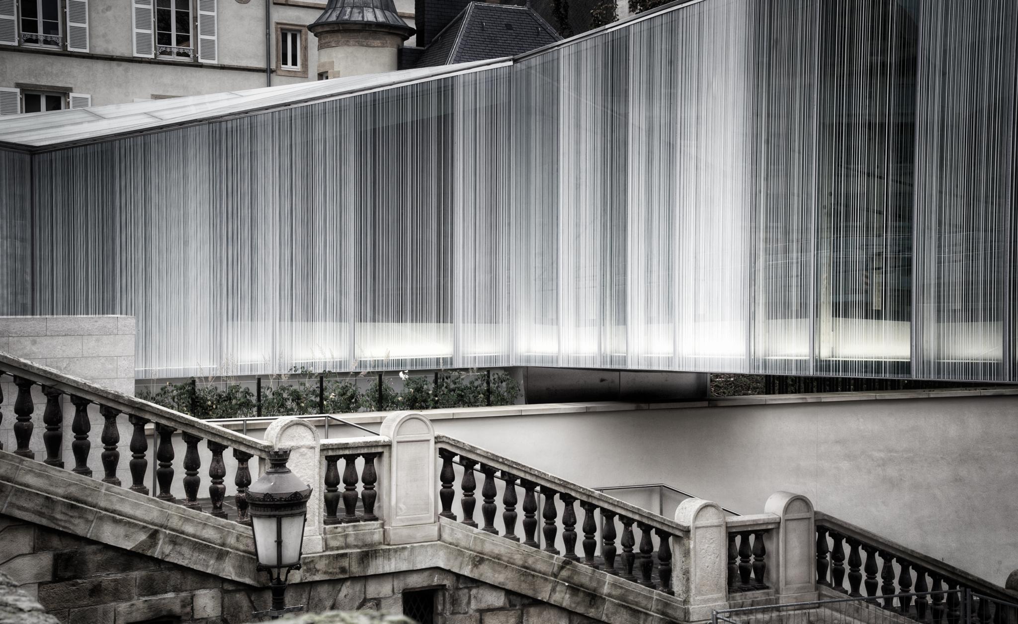 Photo in Architecture #styles #luxembourg #www.carloscherer.eu
