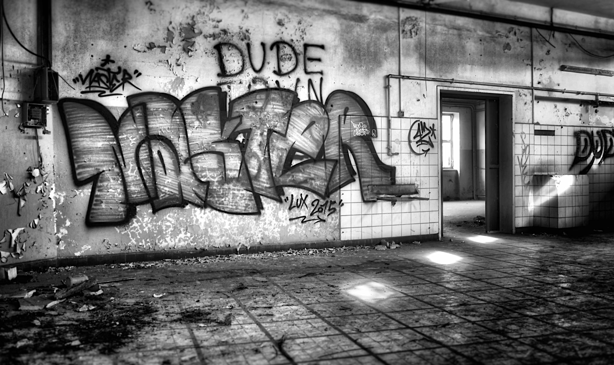 ... dude by Carlo Scherer