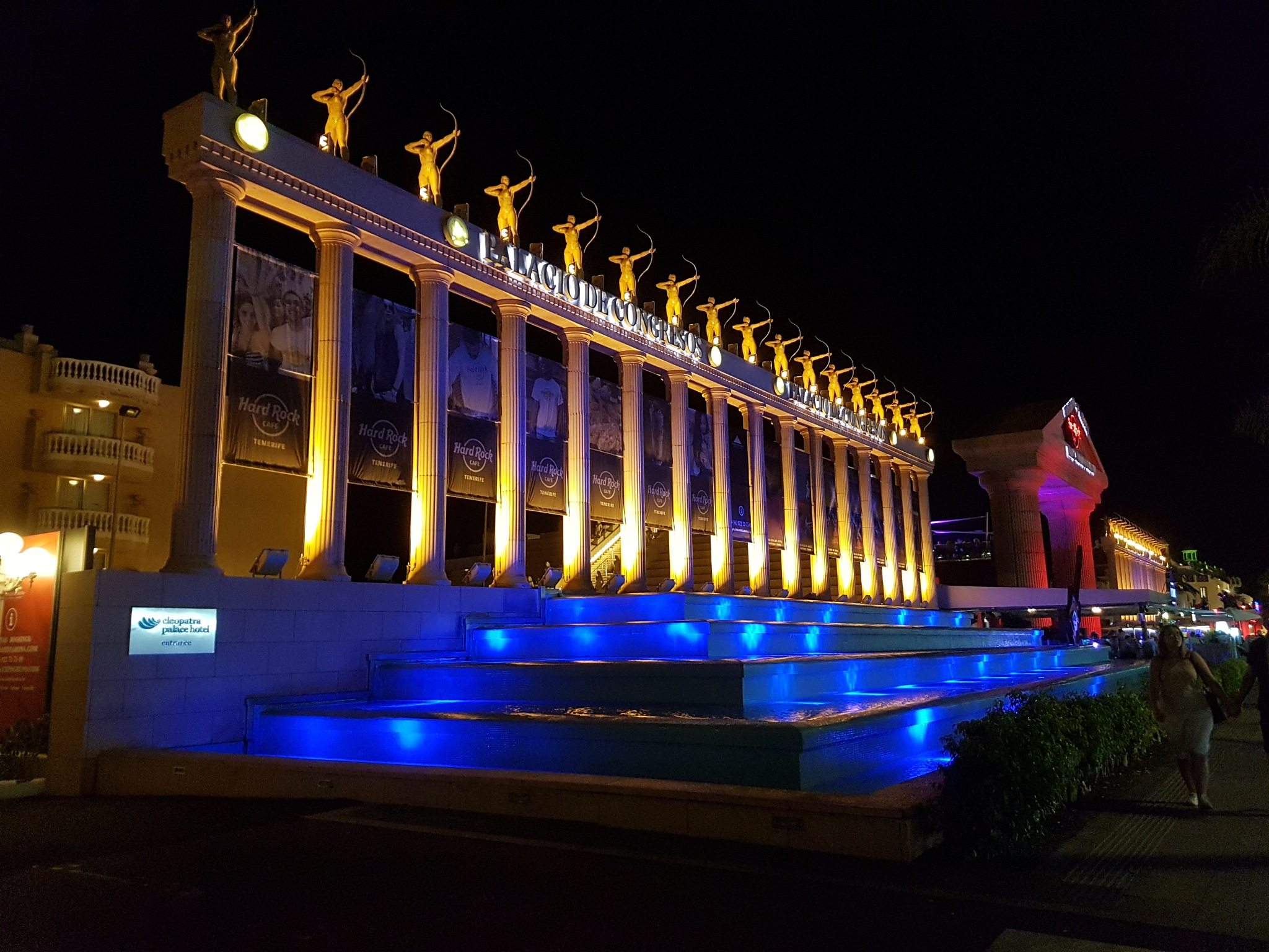 Cleopatra Palace by Luqal Photo