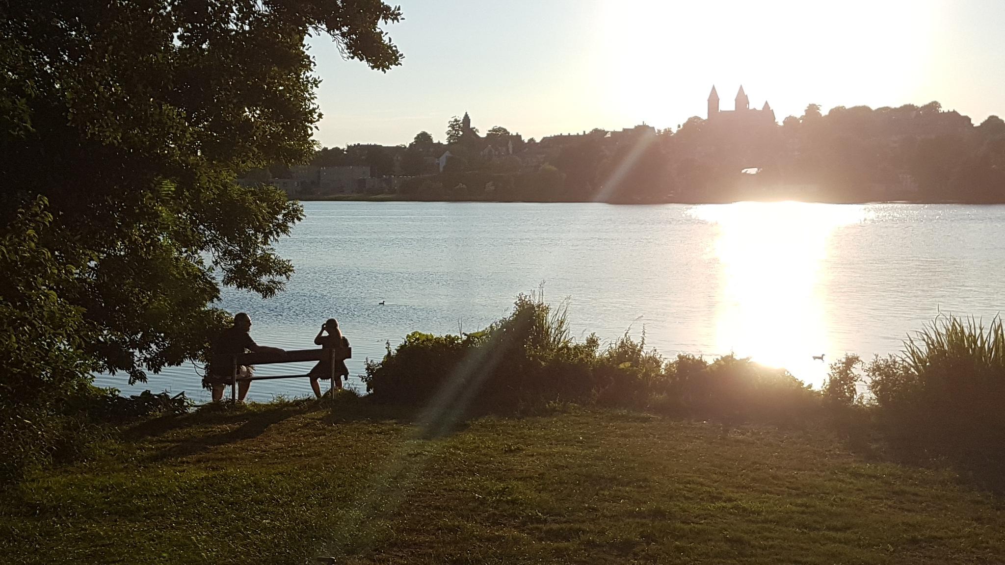 Sunset i Viborg by Luqal Photo