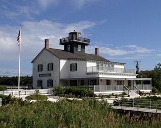 New Jersey Lighthouses by Scott J Pender