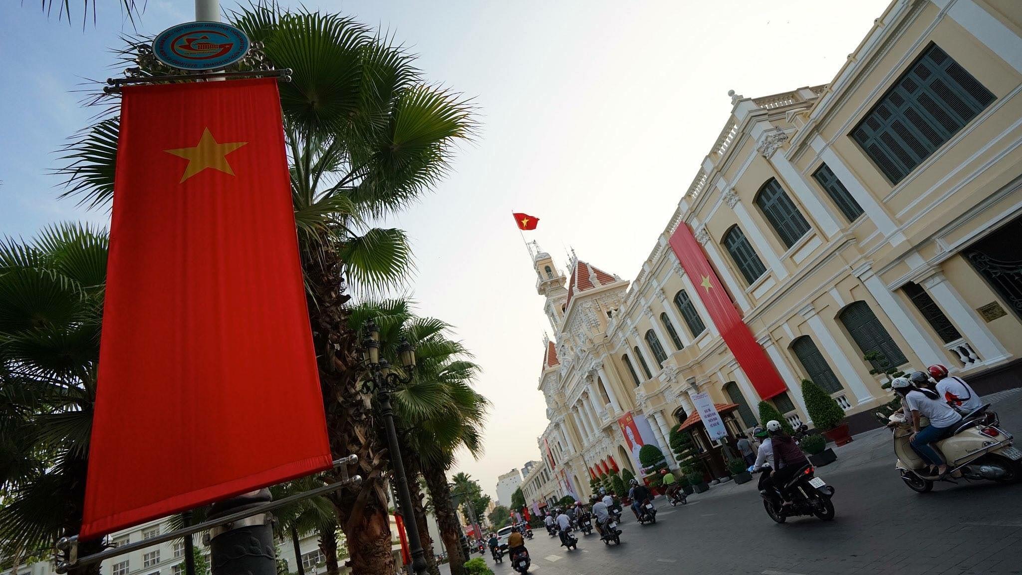 Vibrant Ho Chi Minh by philip.han