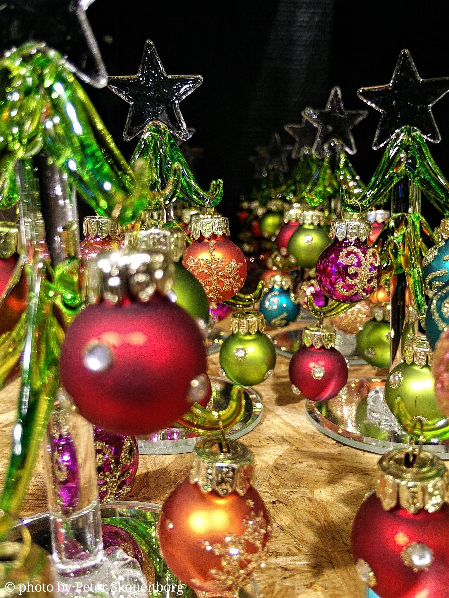 Christmas Trees  by Peter Skouenborg