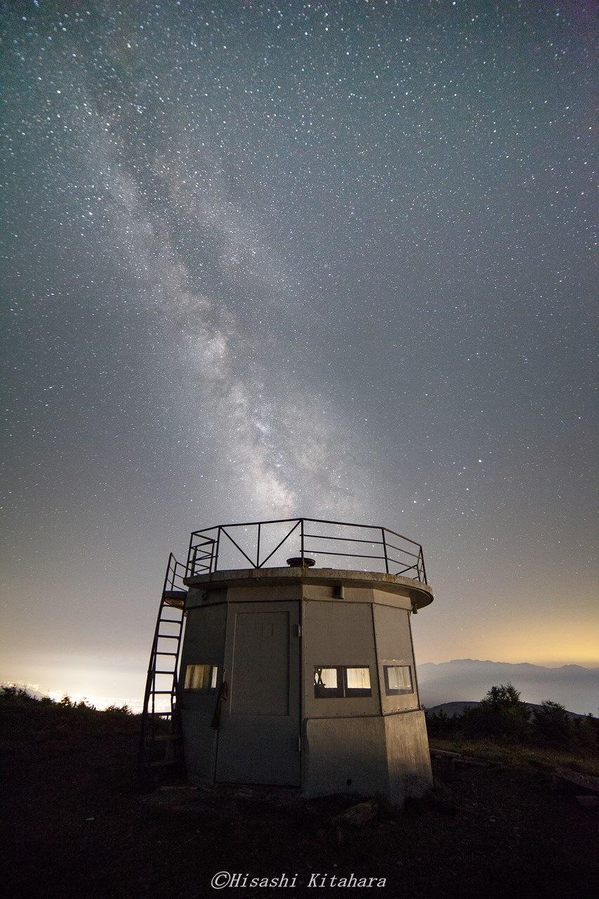 Star observatory by Hisashi Kitahara