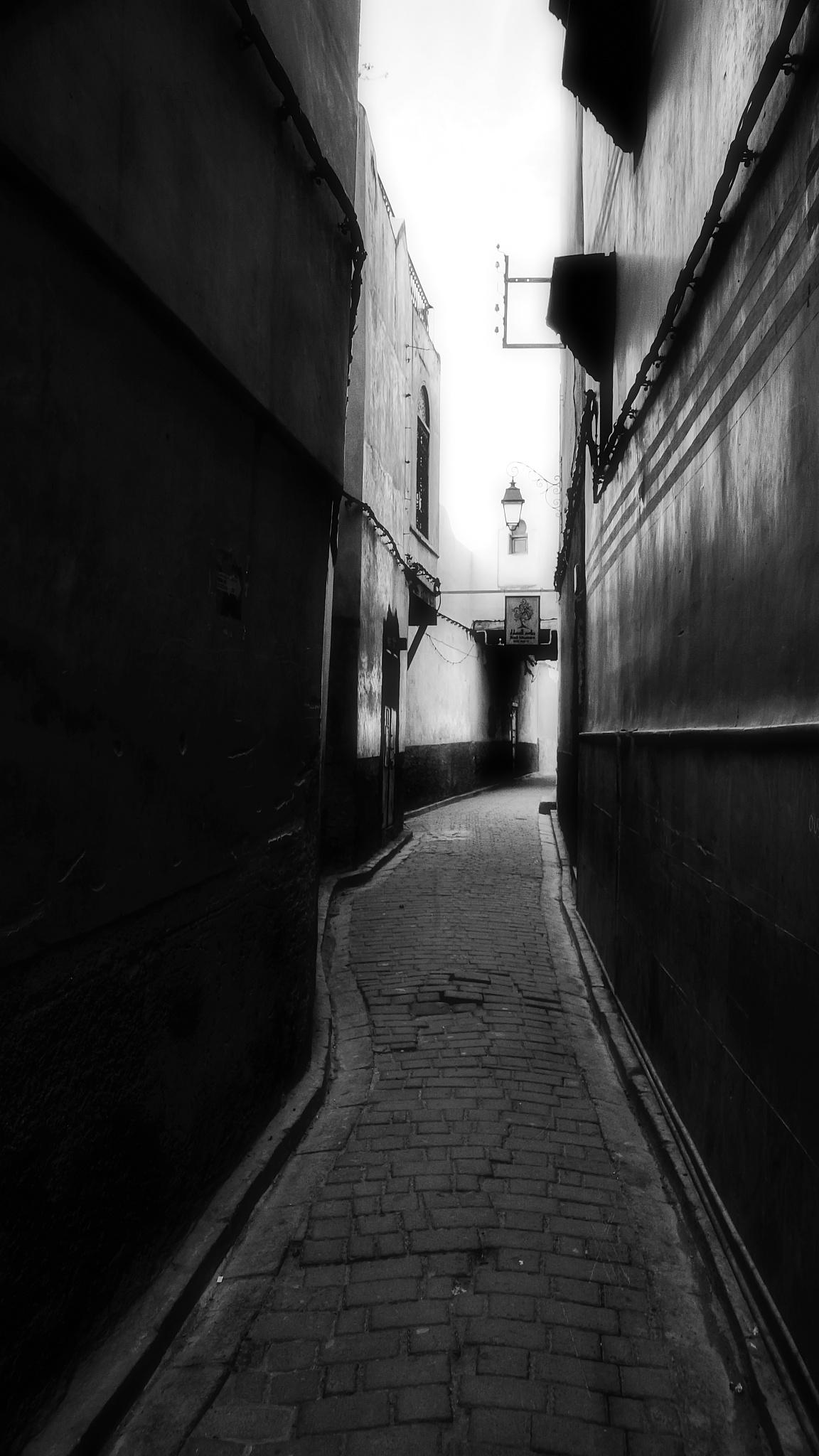 Medina - Fez by WSimone