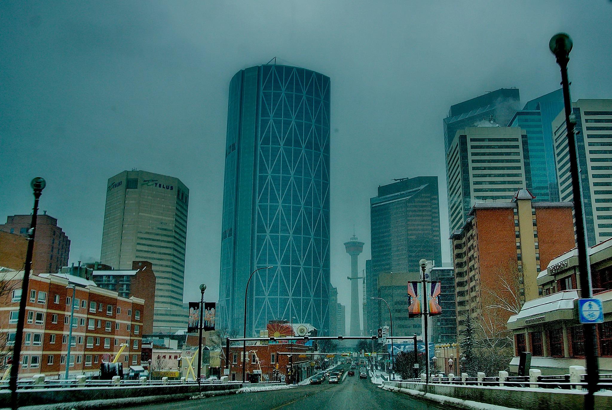 Calgary by WSimone