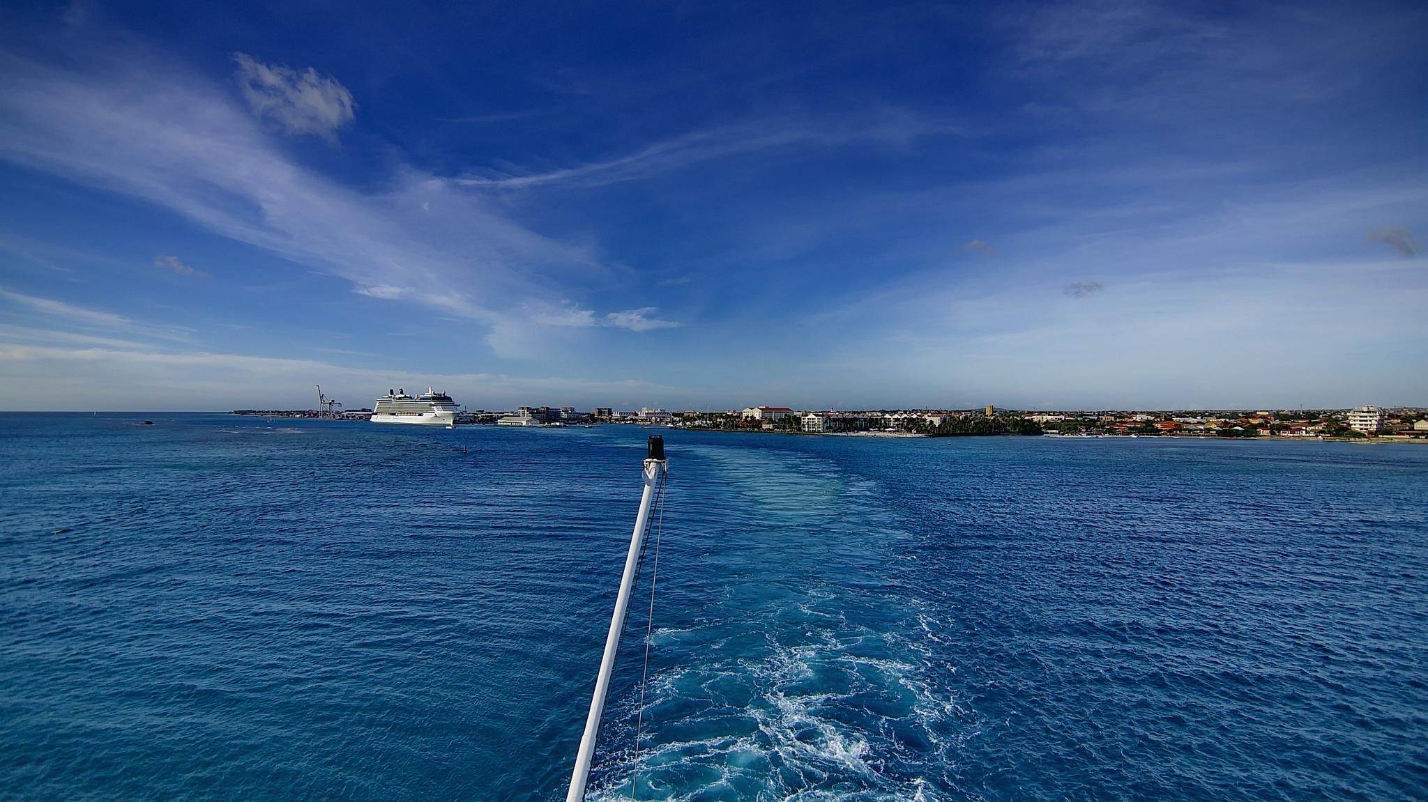 Bye, Bye Aruba by WSimone