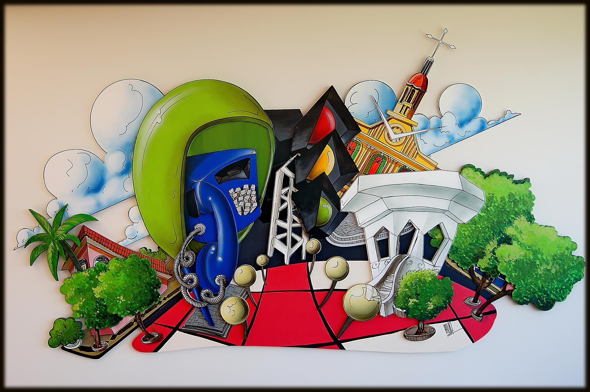 Frame Paulo Lara by WSimone