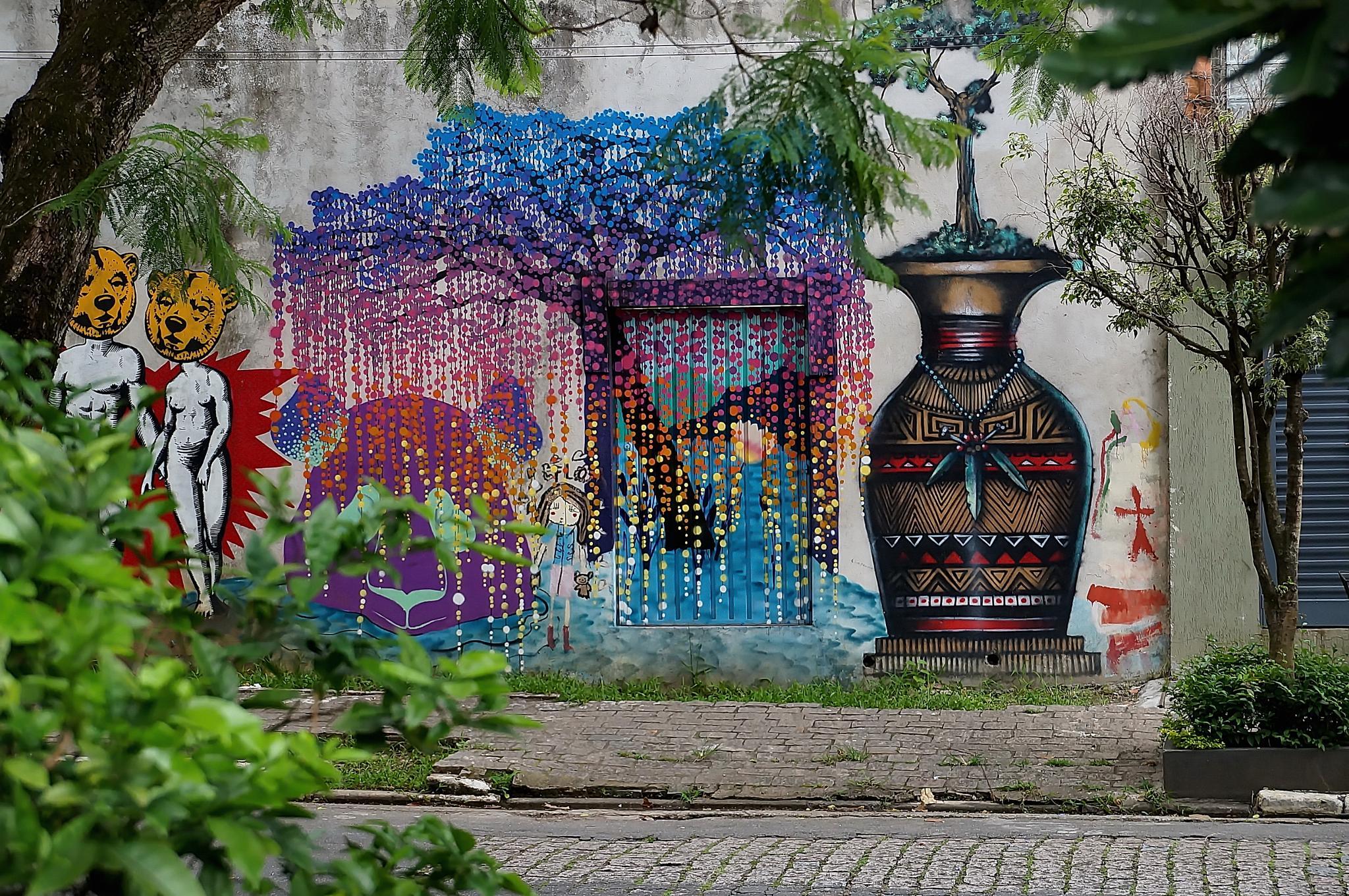 Street art by WSimone