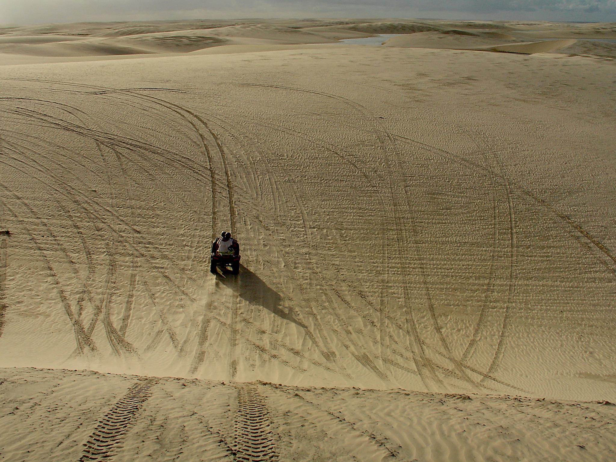 Photo in Random #dunes #maranhão #brasil
