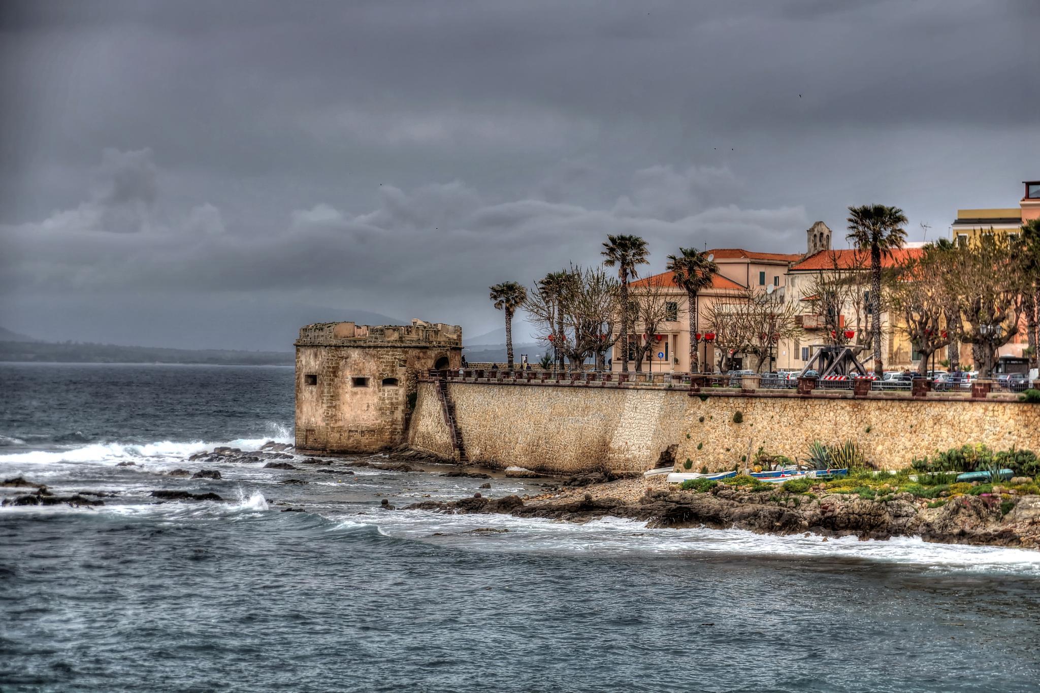 Alghero by WSimone