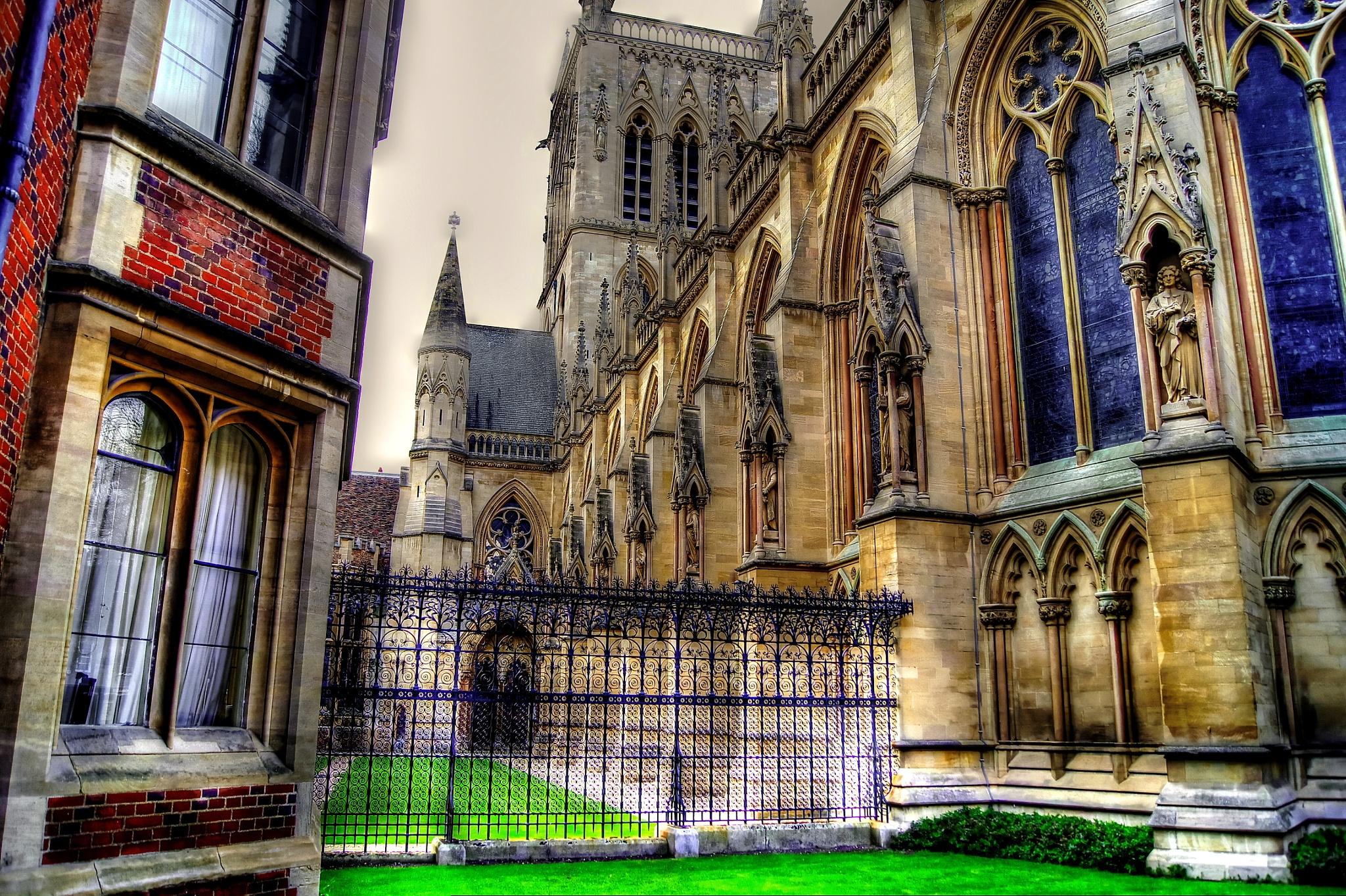 Cambridge by WSimone