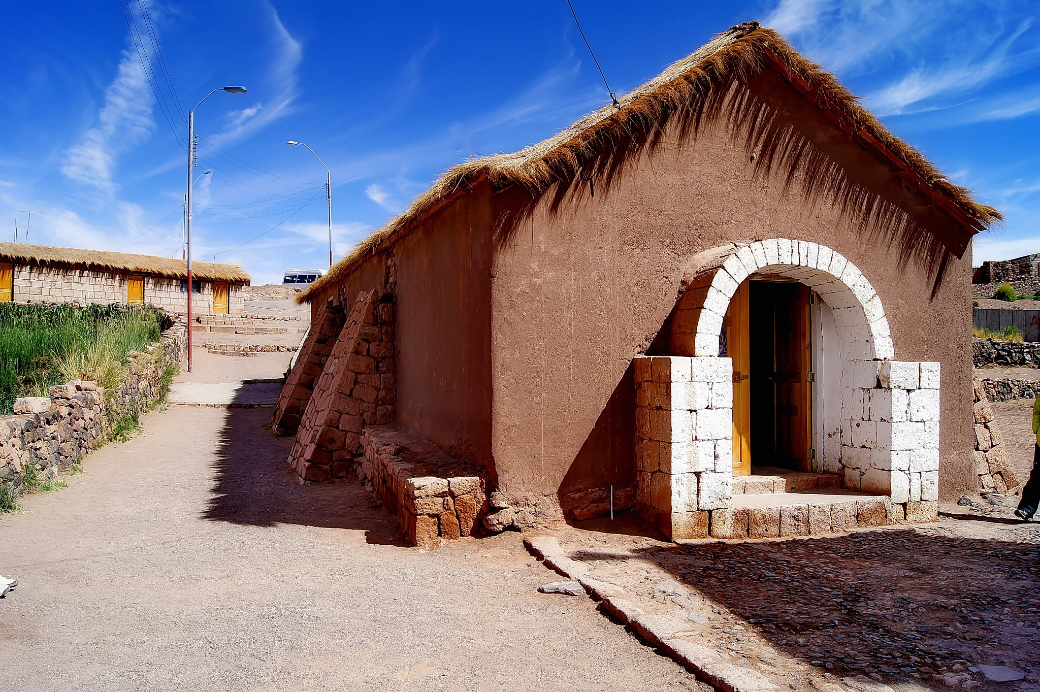 Atacama Church by WSimone