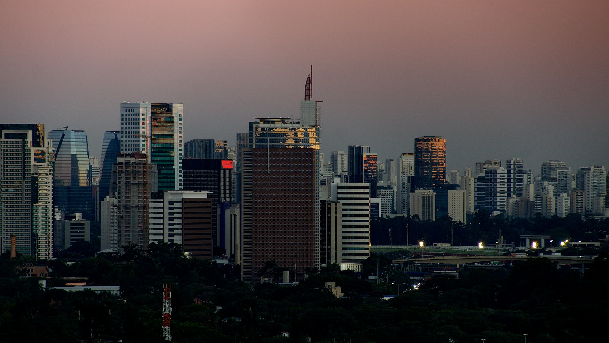 São Paulo by WSimone