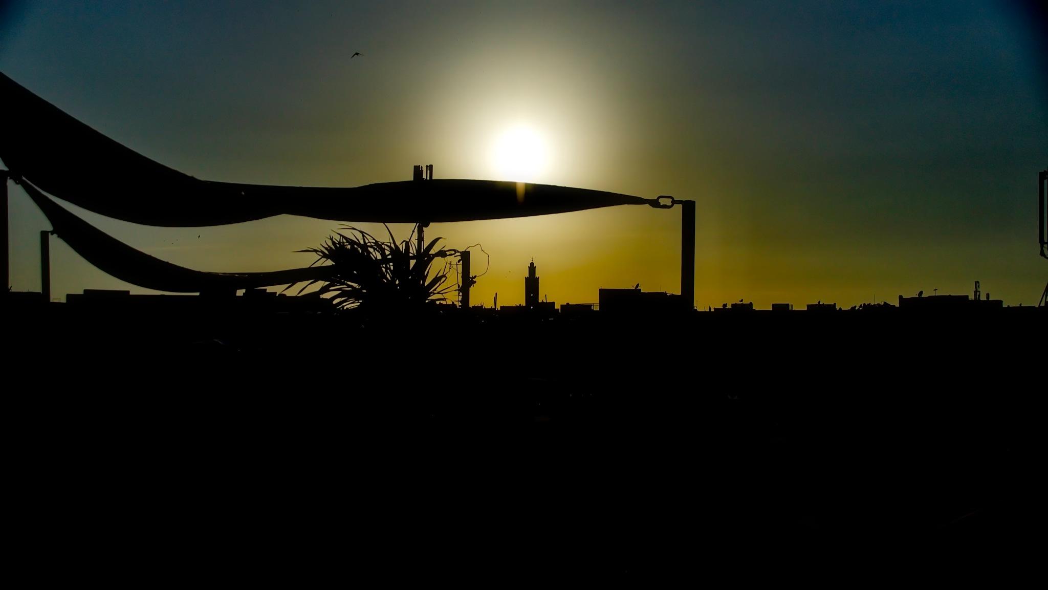 Sunset by WSimone