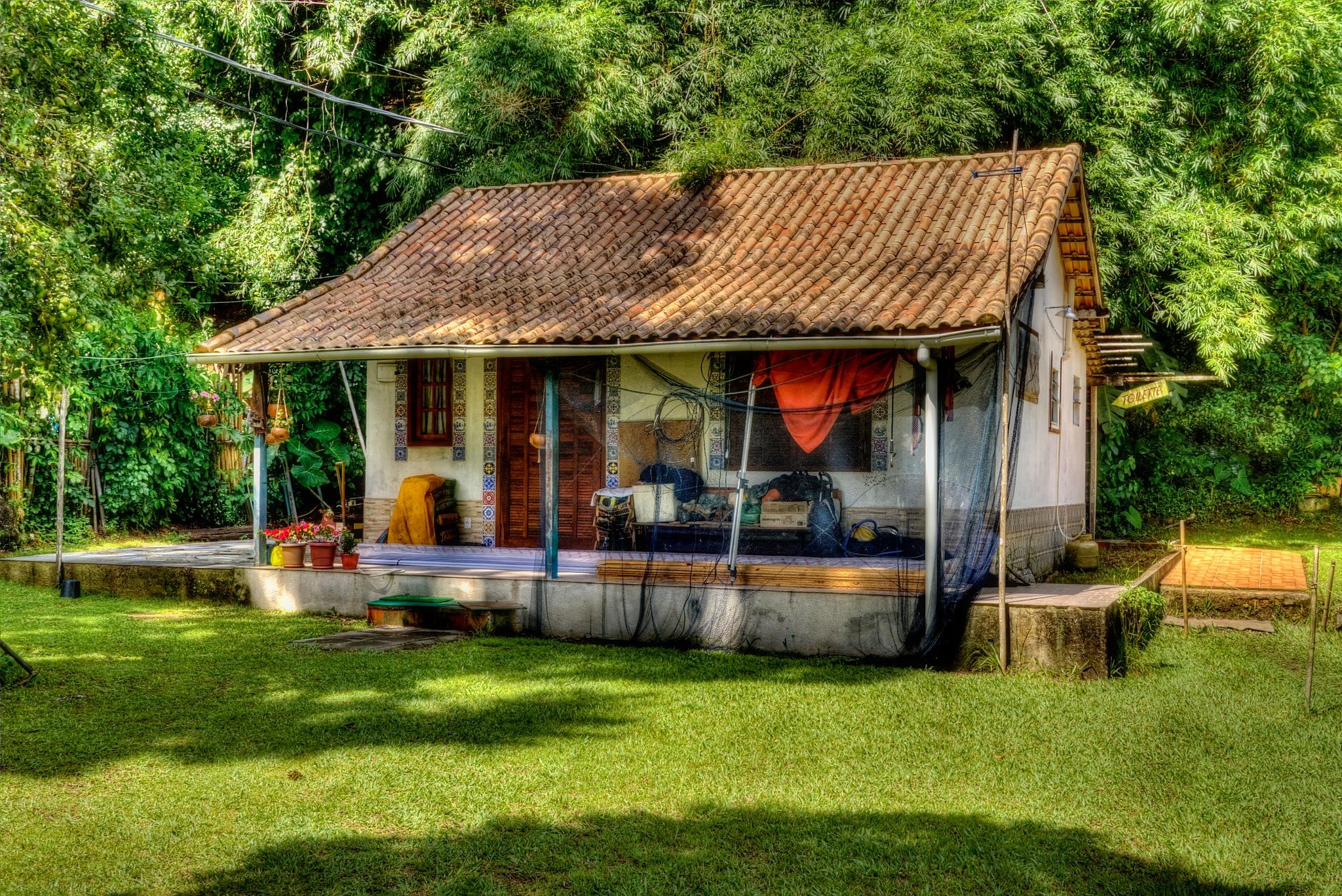 Casa na Ilha Grande by WSimone