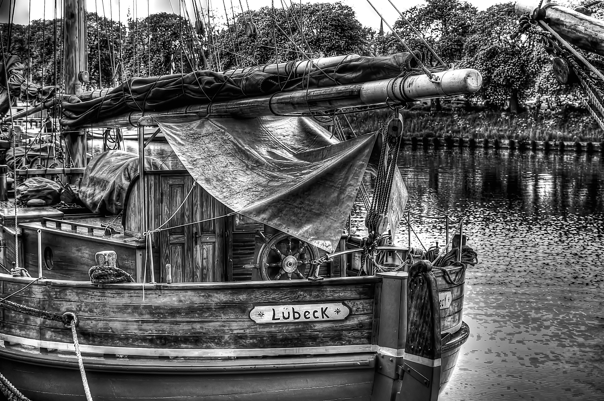 Boat by WSimone