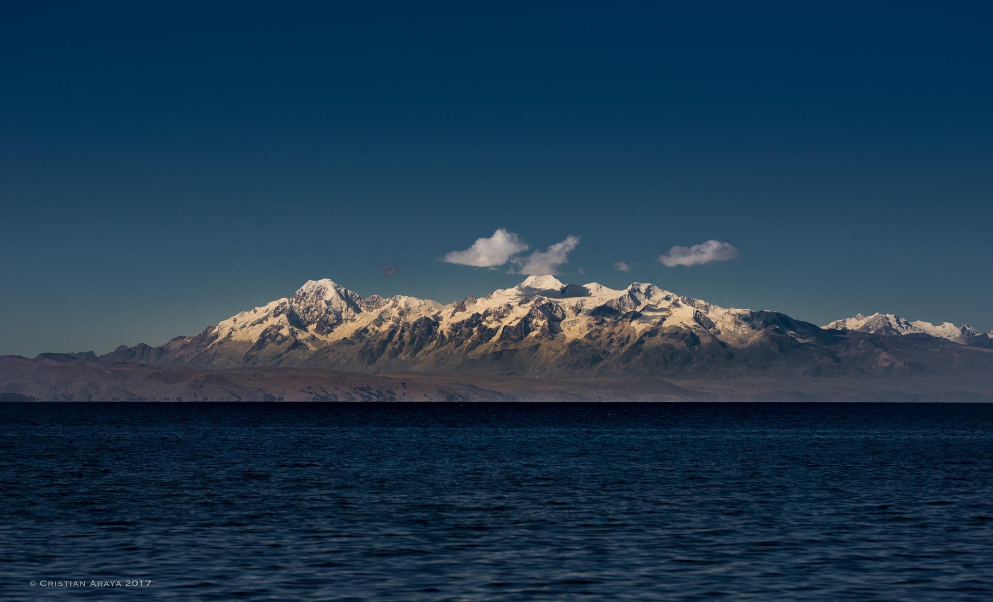 Fundamental Altiplano II  by Cristian Araya
