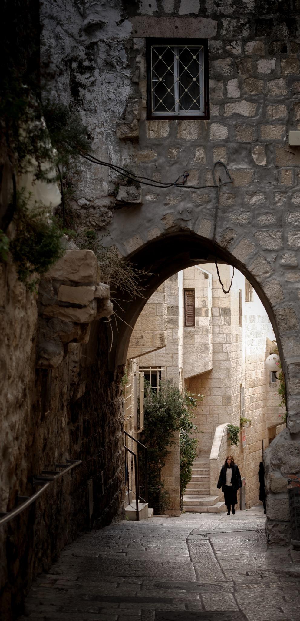 Pics from Jerusalem III by Cristian Araya