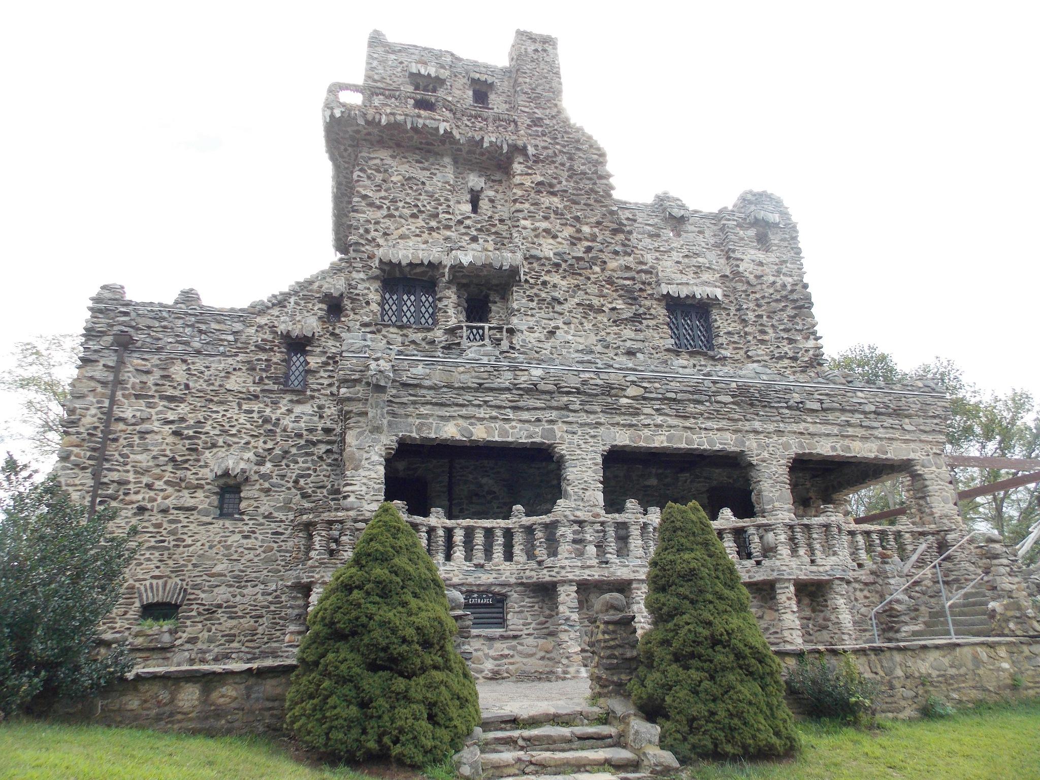 Gillette Castle by Victoria L. Smith