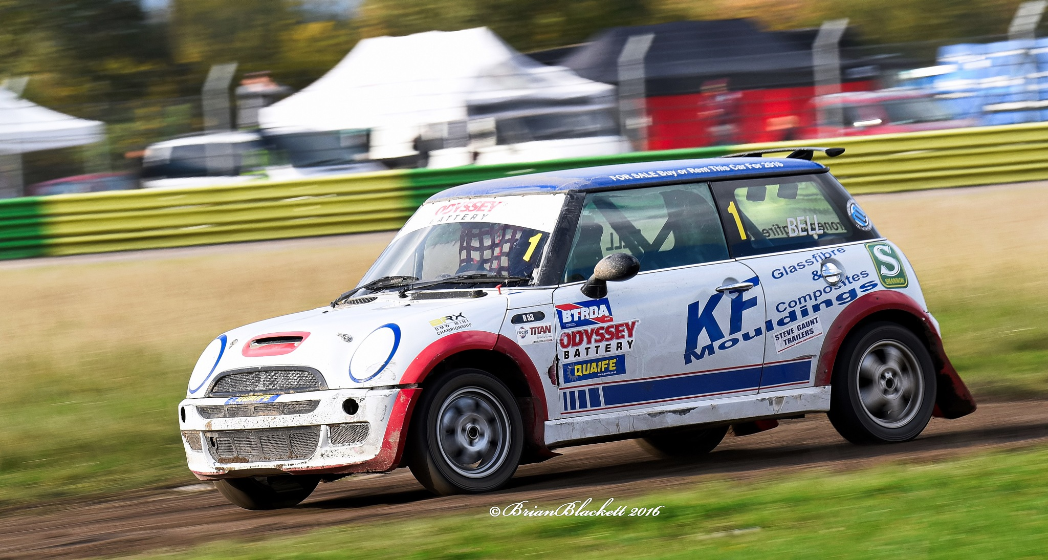 MSA British Rallycross GP Croft North Yorkshire by brianblackett
