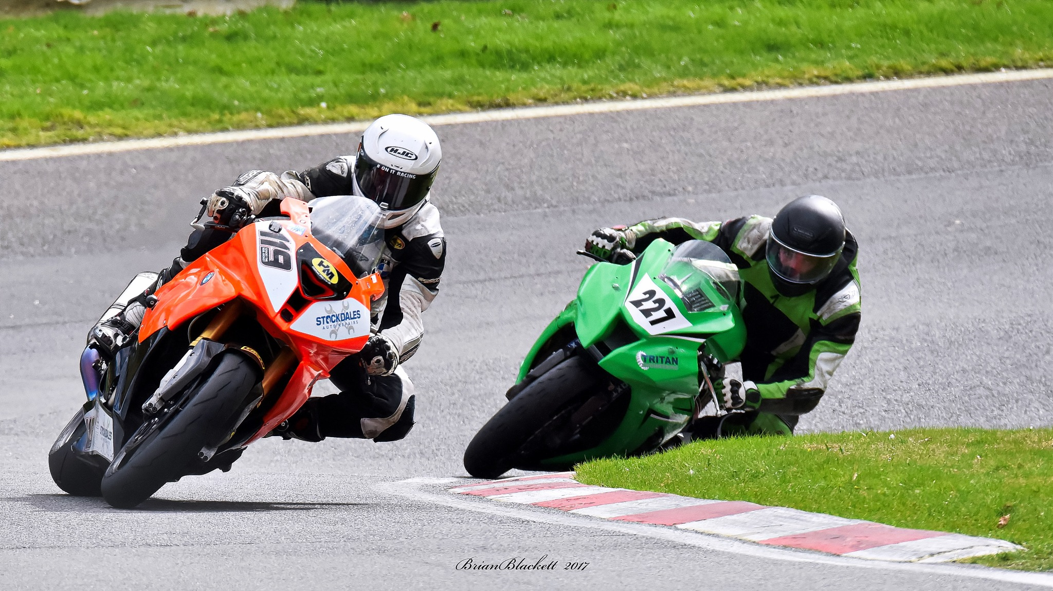 Auto 66 T.T. warm Up Meeting Cadwell Park Lincs. 2017. by brianblackett
