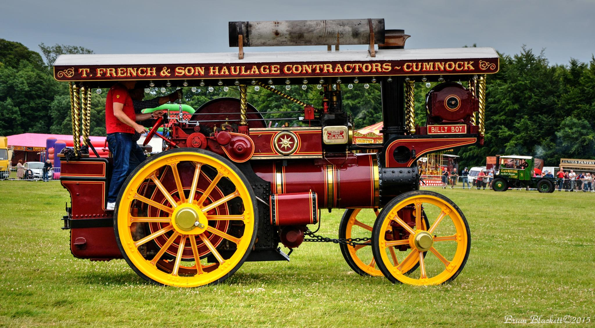 Showman's Engine by brianblackett