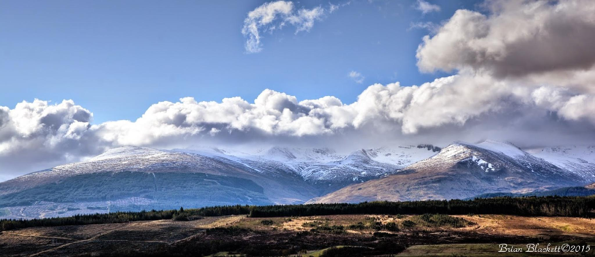 Scottish Highlands May 2015 by brianblackett