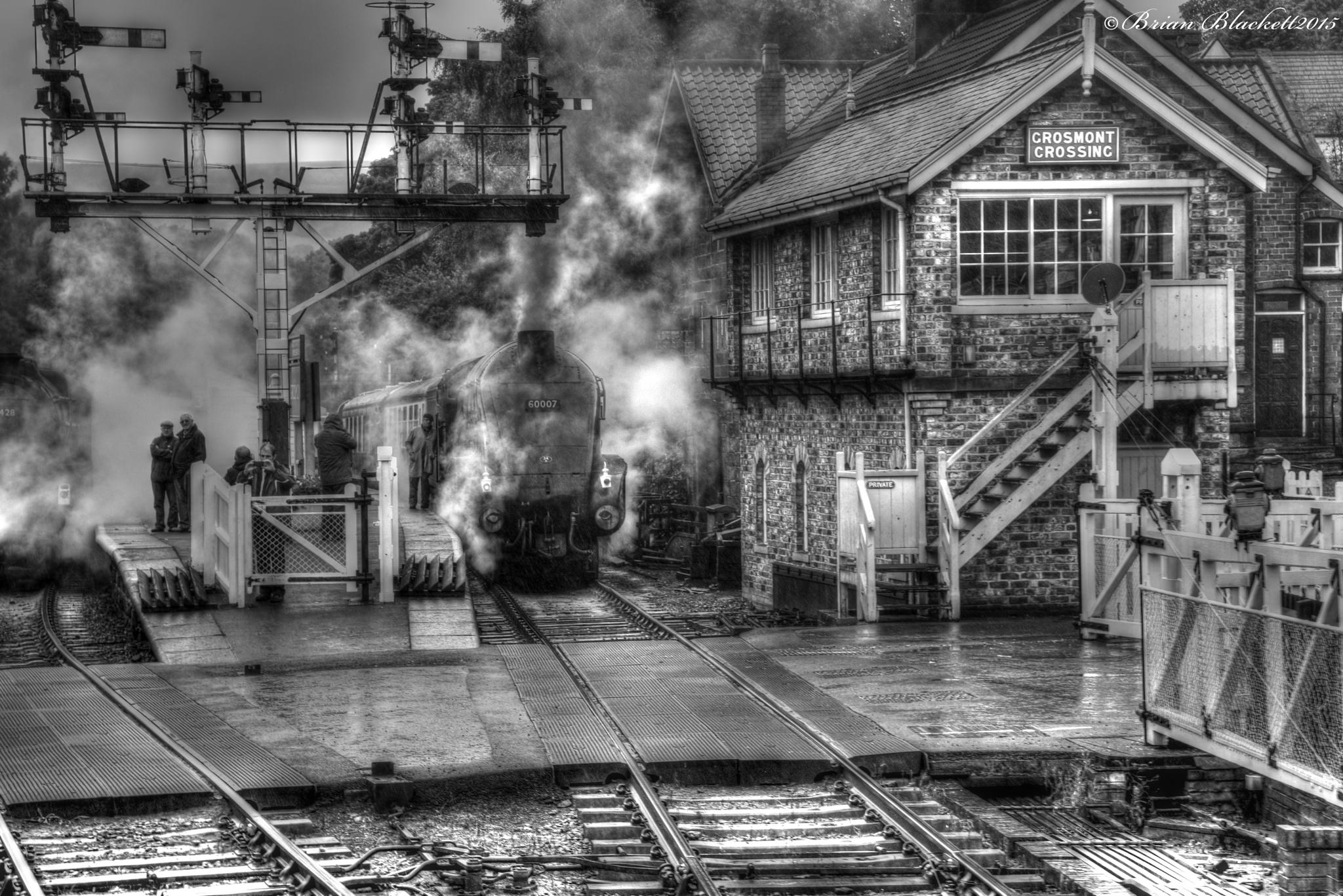 North Yorkshire Moors Railway by brianblackett