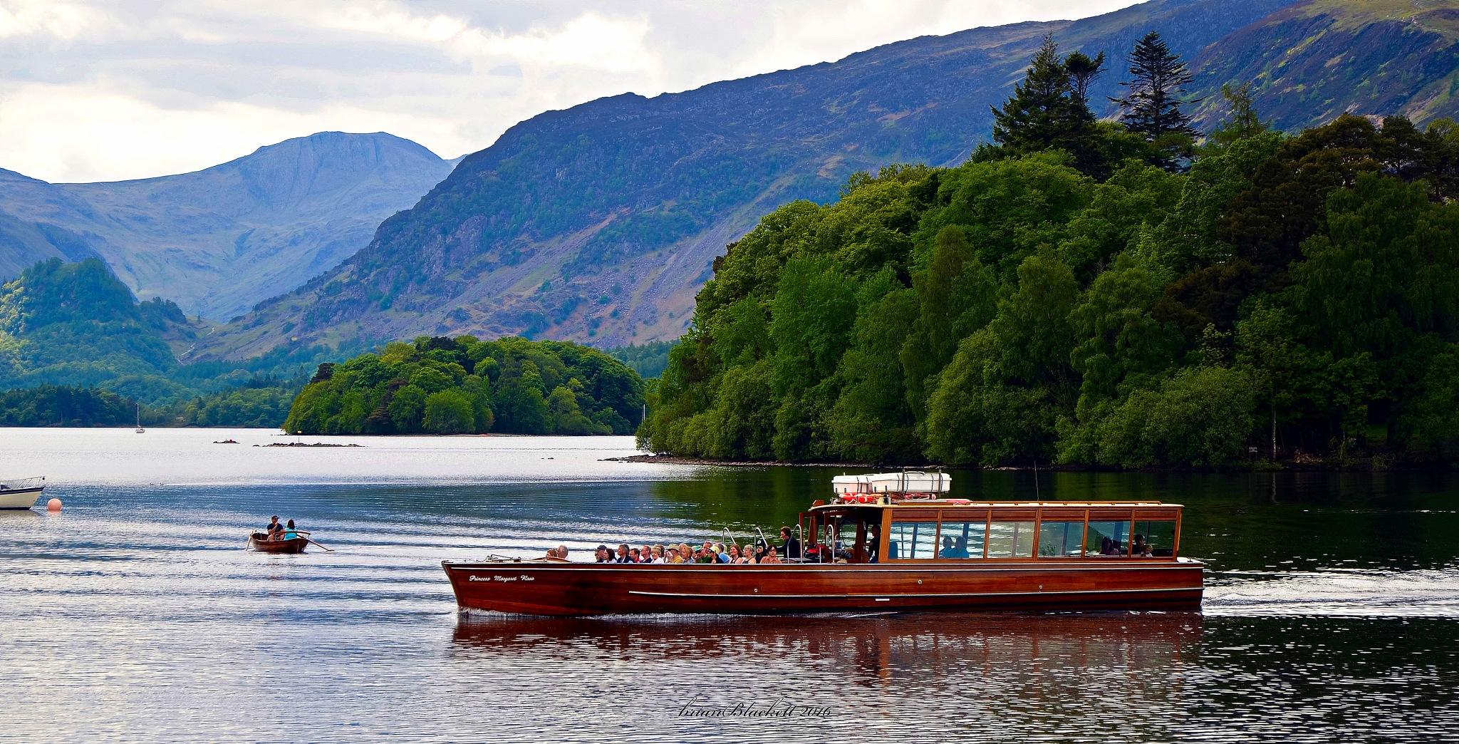 Derwent Water Lake District Cumbria UK by brianblackett