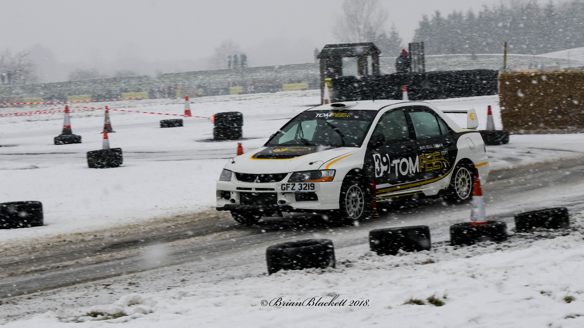 Jack Frost Rally 2018. by brianblackett