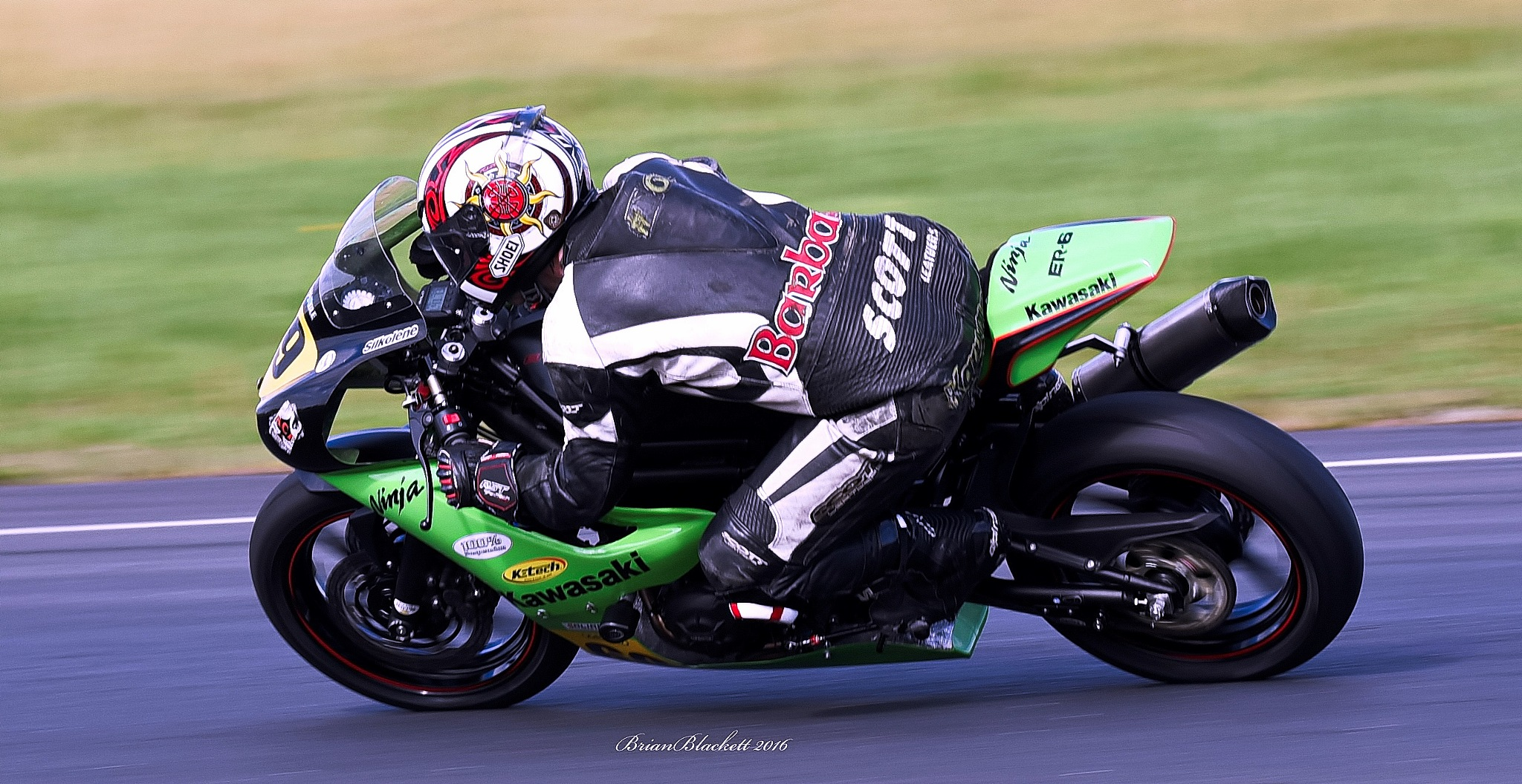 Motorcycle Racing by brianblackett
