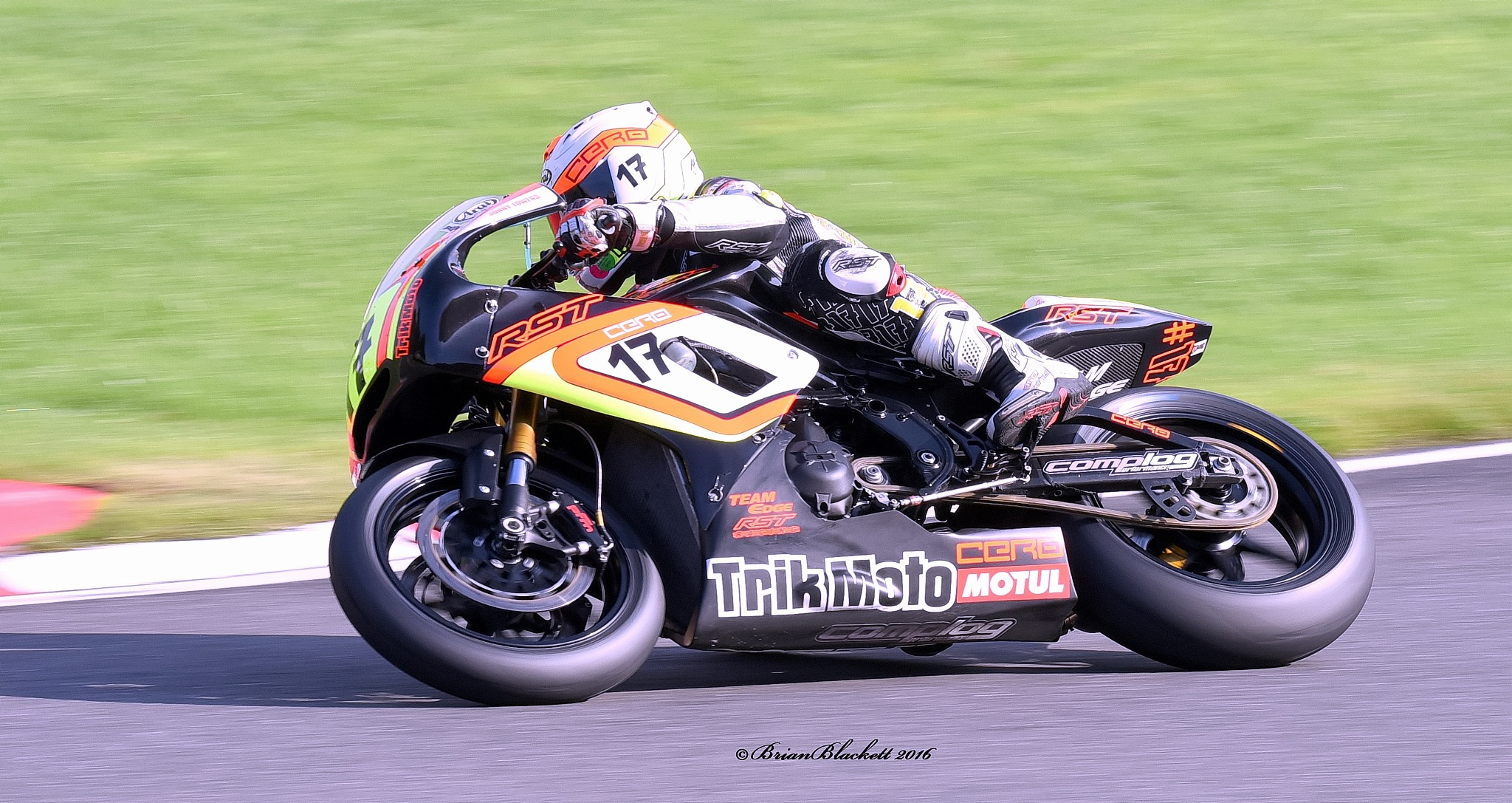 Avon Tyres Supertwins Championships Cadwell Park Lincolnshire 2016 by brianblackett