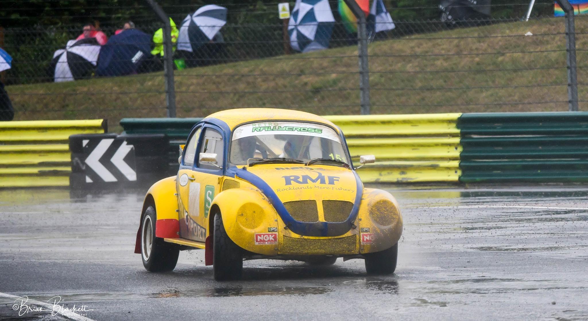British Rally X Championships Croft Circuit July 2018. by brianblackett