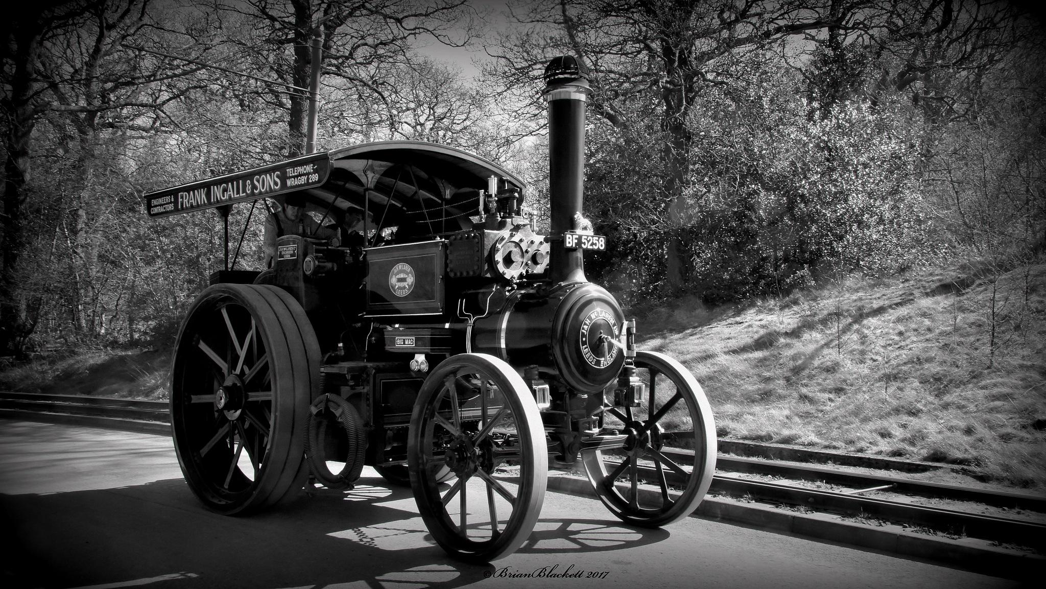Steam Rally by brianblackett
