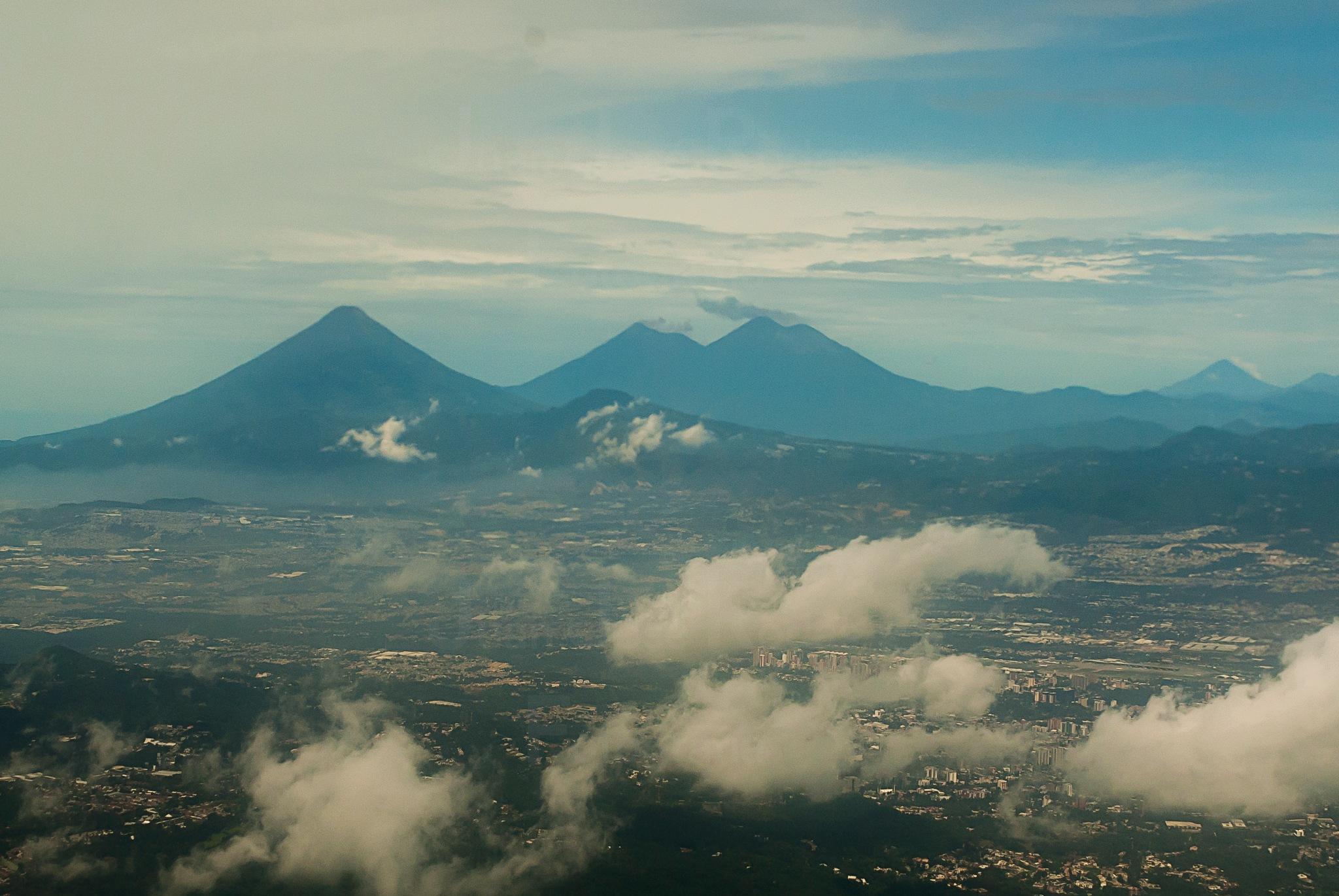 Los Volcanes by Juanjo Rodas