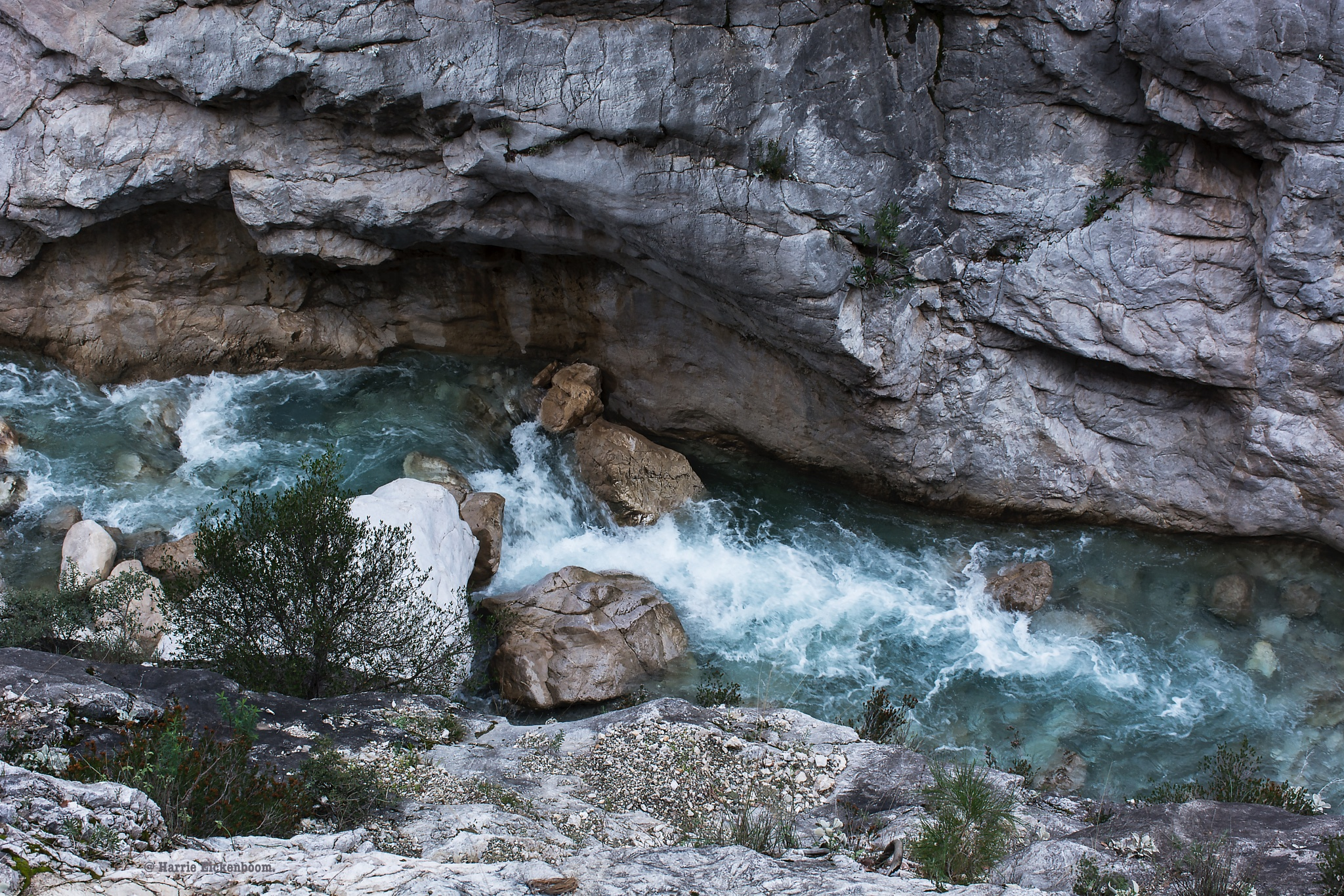 Canyon Göynük. by Harrie Eickenboom.