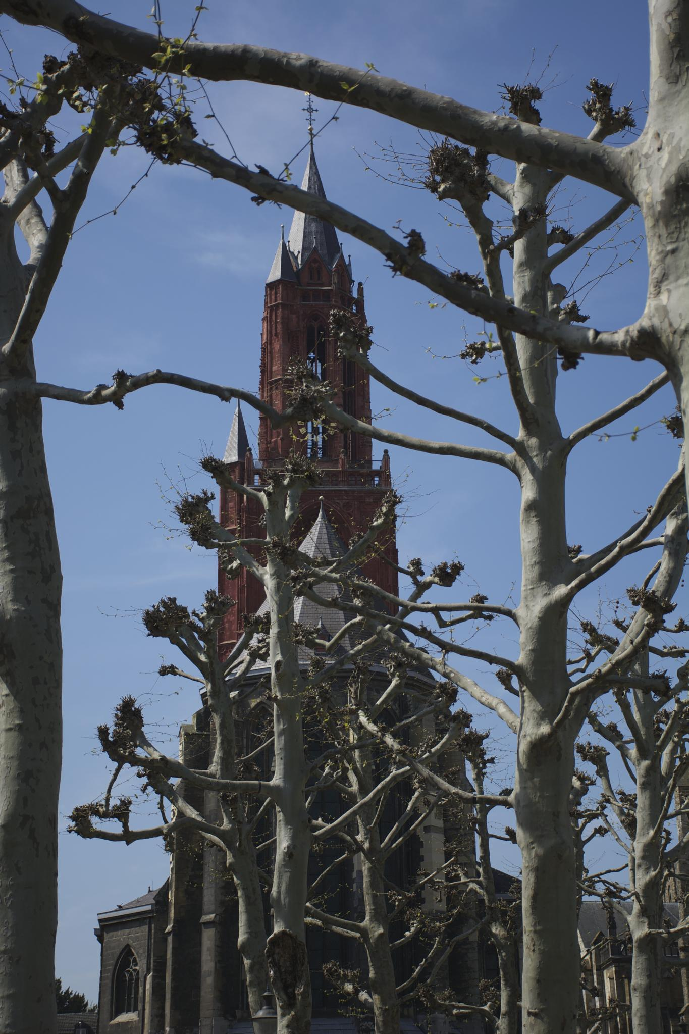 St.Jan - Maastricht. Netherlands by Harrie Eickenboom.